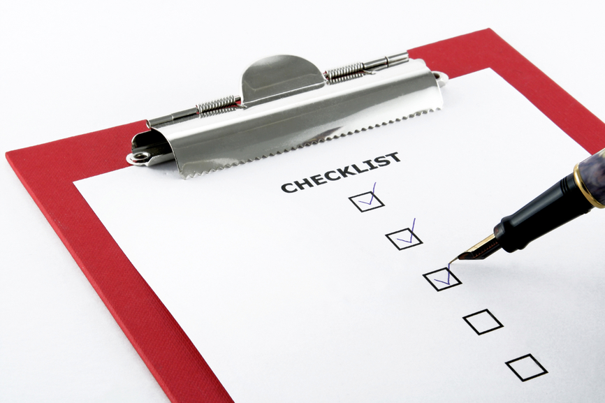 Ecommerce Marketing Checklist for 2013