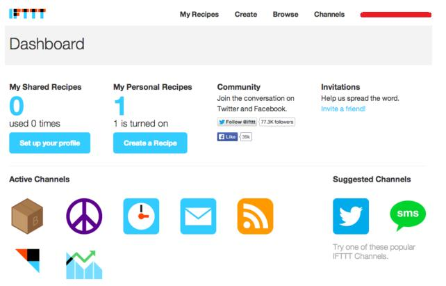 IFTTT for eCommerce Marketers