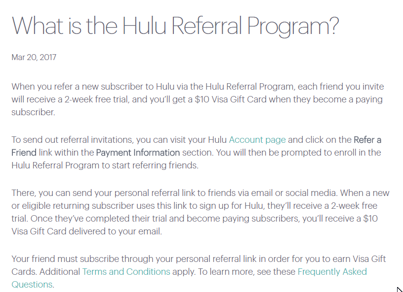 Referral Program Examples - A List of The Best 60 Referral Programs