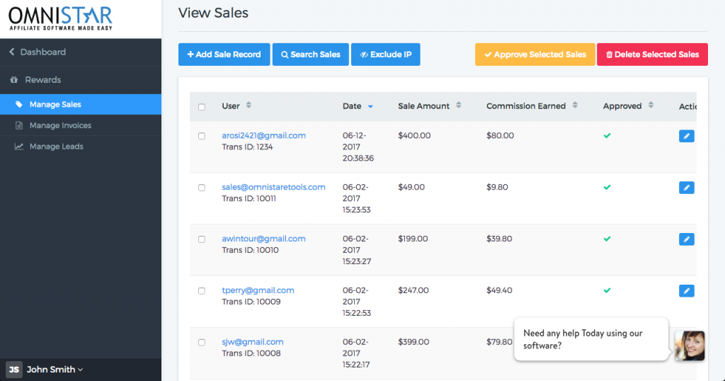 wocommerce affiliate software