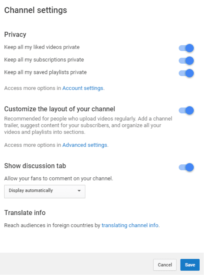 How to Start a YouTube Channel for Your Store