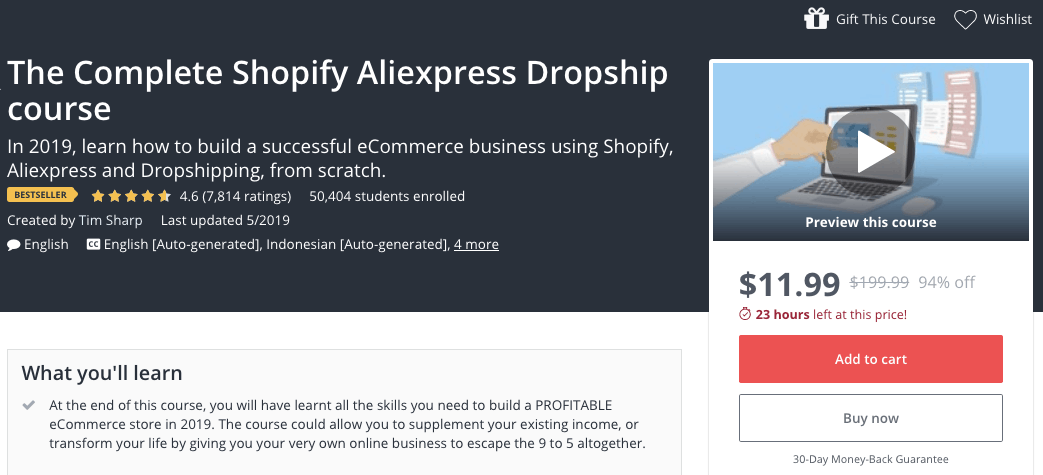 Best Dropshipping Course 2019 Best Drop Shipping Courses 2019