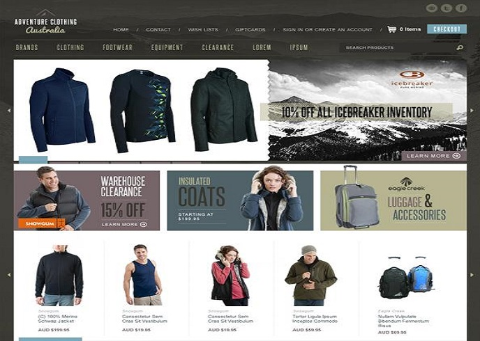 Bigcommerce Web Designers Australia
