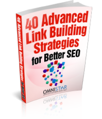 47 Advanced Link Building Strategies for Better SEO ebook cover
