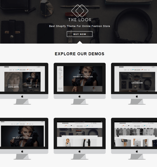 Best shopify templates and themes