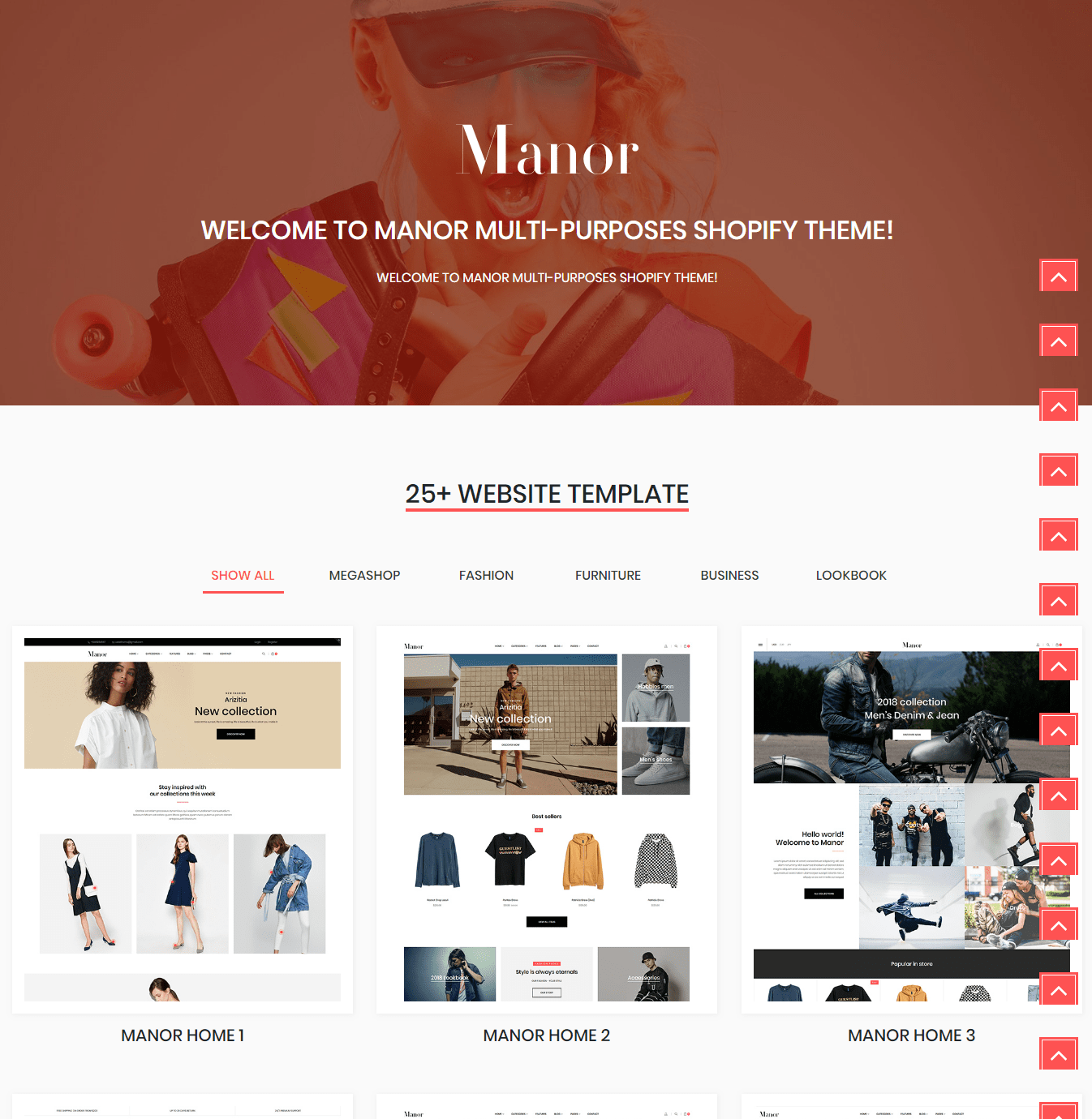 519116696afd9 Best Entertainment Shopify Themes